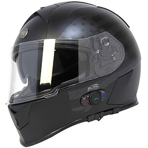 1. Torc T14B Bluetooth Motorcycle Helmet