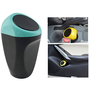 6. KDL Car Auto Garbage Trash Can