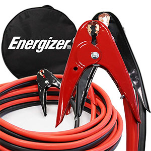 3. Energizer 1-Gauge 800A Jumper Battery Cables