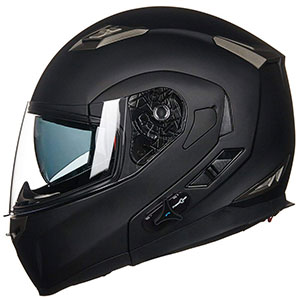 2. ILM Bluetooth Motorcycle Helmet