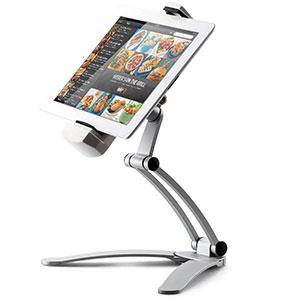 8. iKross Kitchen Tablet Mount Stand
