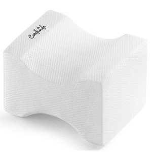 4. ComfiLife Orthopedic Knee Pillow