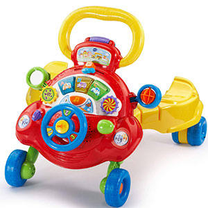 8. VTech Baby Walking Toy