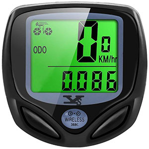 2. SY Bicycle Speedometer and Odometer