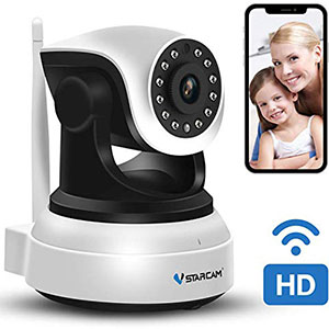 7. Vstarcam 720p Wireless Webcam