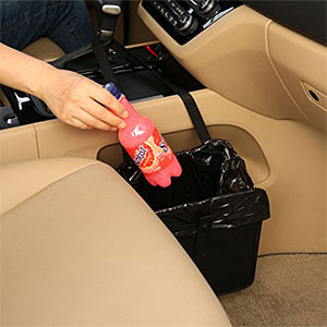 4. KMMOTORS Jopps Comfortable Car Garbage Can
