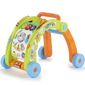 4. Little Tikes 3-in-1 Baby Walking Toy