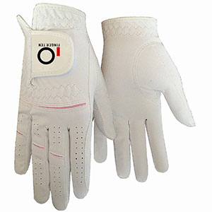 7. Finger Ten Ladies Golf Rain Glove
