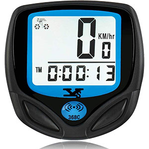 7. SY Bicycle Speedometer and Odometer (Upgraded Version)
