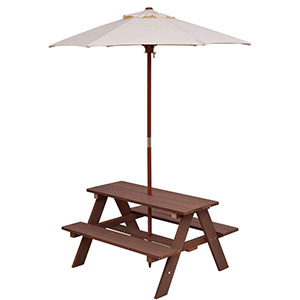 8. Costzon Kid Picnic Table