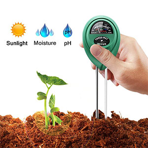 2. Marge Plus Soil Moisture Meter