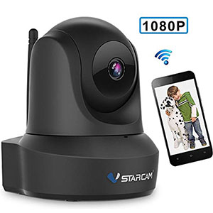 5. Vstarcam 1080p Wireless Webcam