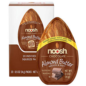 9. Noosh Vegan Almond Butter