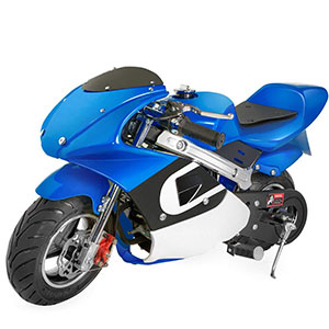 8. XtremepowerUS Gas Mini Bike