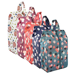 5. Zmart Travel Shoe Bag