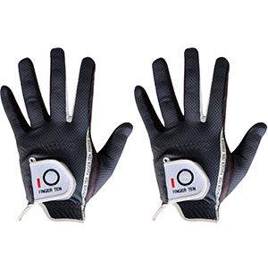 2. Finger Ten Golf Rain Glove