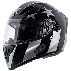 10. Torc T15B Bluetooth Motorcycle Helmet