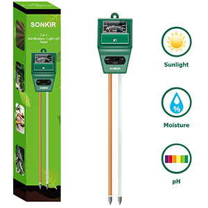 3. Sonkir MH02 Soil pH Meter