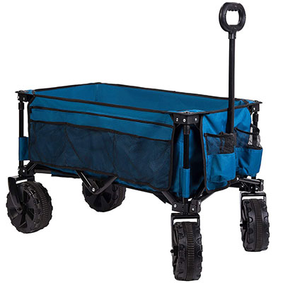Timber Ridge Folding Camping Wagon Cart