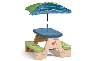 Best-Kids Picnic Table