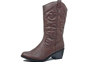 Most Comfortable Womens Cowboy Boots