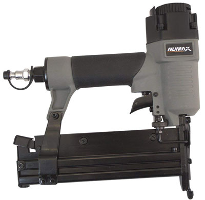 9. NuMax S2-118G2 2-in-1 Stapler and Brad Nailer