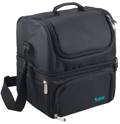 8. Sable Large Lunch Box for Men
