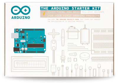 2. Arduino K0007 Starter Kit with English Book