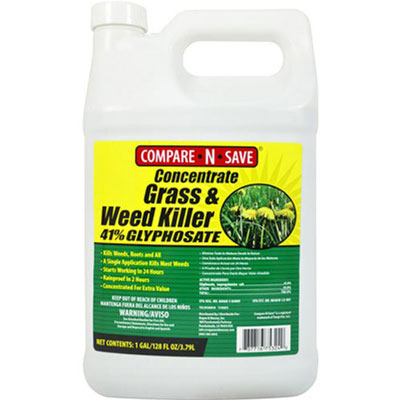 10. Compare-N-Save Concentrate Weed and Grass Killer