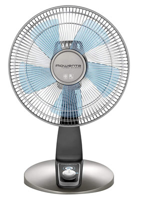 10. Rowenta VU2531 12-Inch Table Fan