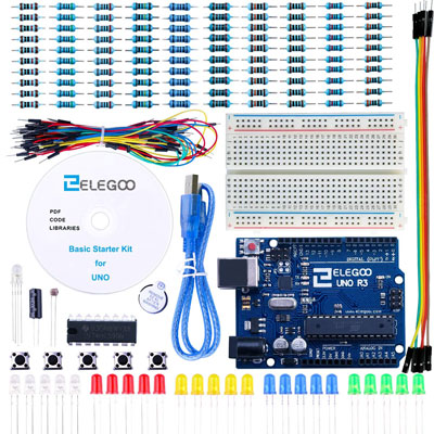 9. Elegoo EL-KIT-004 Arduino Starter Kit