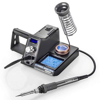 2. X-Tronic Model #3020-XTS Digital Display Soldering Station