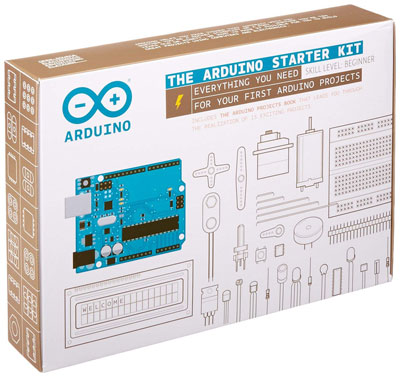 10. Arduino 2171188 1.5'' Start Kit