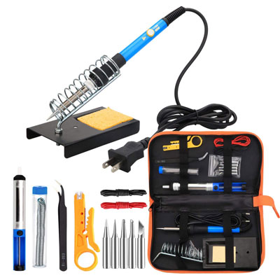 4. ANBES Soldering Iron Kit Electronics