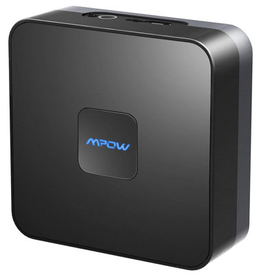 9. Mpow 4.1 Music Streaming Bluetooth Receiver