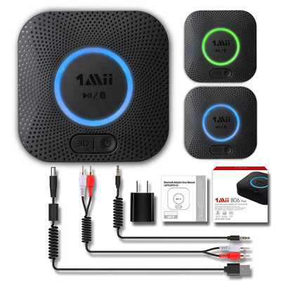 4. 1mii B06 APTX Wireless HIFI Bluetooth Receiver