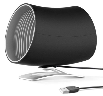 9. Aikoper USB Desk Electric Fan