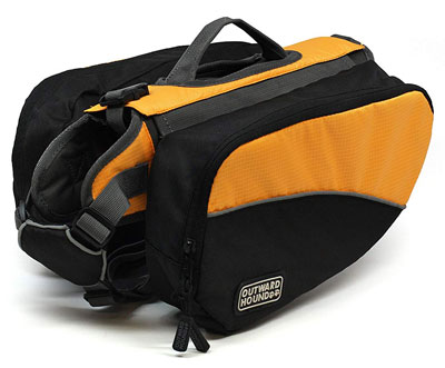 6. Kyjen Outward Hound Dog Backpack