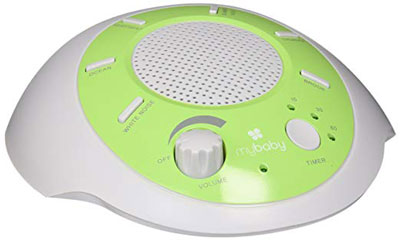 7. myBaby Auto-Off Portable SoundSpa Machine