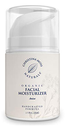 1. Natural Face Moisturizing Cream