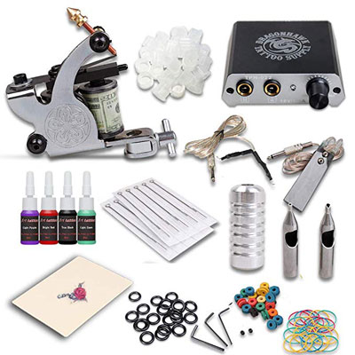 Top 10 Best Tattoo Kits in 2019 Reviews