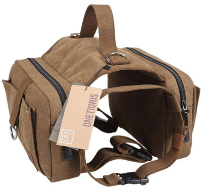2. OneTigris Dog Pack Hound Backpack