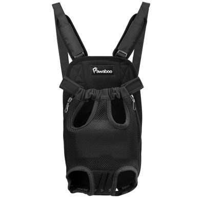 9. PAWABOO Pet Carrier Backpack