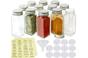 Photo of Top 10 Best Spice Jars in 2020 Reviews