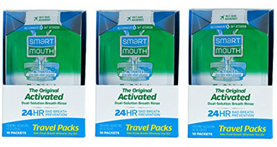 8. SmartMouth Fresh Breath Mouthwash