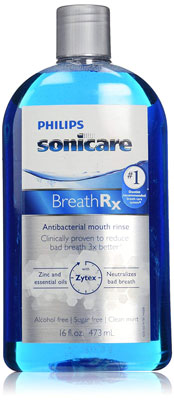 5. Philips Sonicare Anti-Bacteria Mouthwash