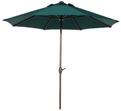 1. Abba Patio Outdoor Patio Umbrella