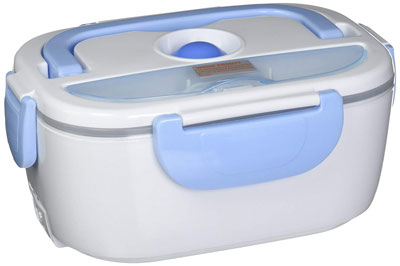 6. TAYAMA EBH-01 Electric Heating Lunch Box