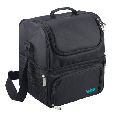 10. Sable Large Lunch Box for Men