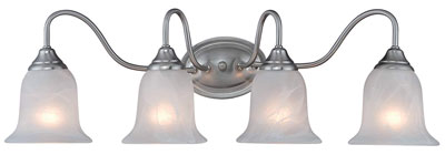 3. Hardware House H10-2469 4-Light Bath or Wall Fixture